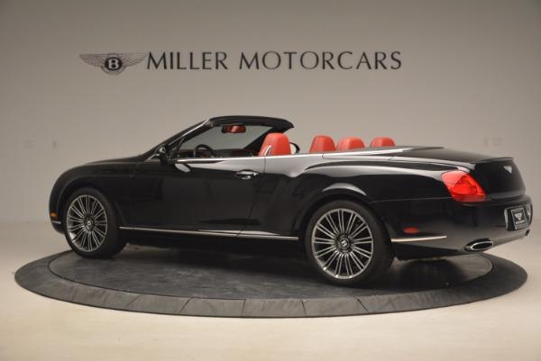 Used 2010 Bentley Continental GT Speed for sale Sold at Alfa Romeo of Westport in Westport CT 06880 4