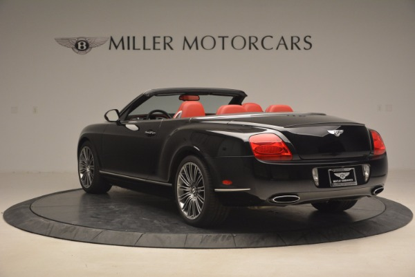 Used 2010 Bentley Continental GT Speed for sale Sold at Alfa Romeo of Westport in Westport CT 06880 5