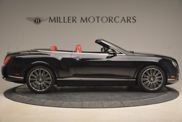 Used 2010 Bentley Continental GT Speed for sale Sold at Alfa Romeo of Westport in Westport CT 06880 9