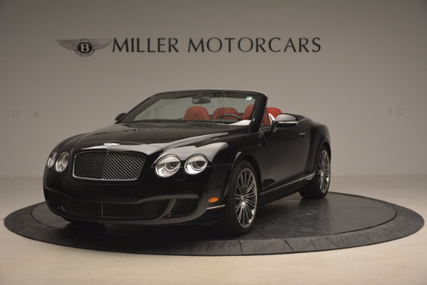 Used 2010 Bentley Continental GT Speed for sale Sold at Alfa Romeo of Westport in Westport CT 06880 1