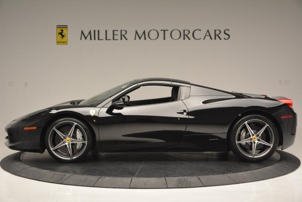 Used 2012 Ferrari 458 Spider for sale Sold at Alfa Romeo of Westport in Westport CT 06880 15