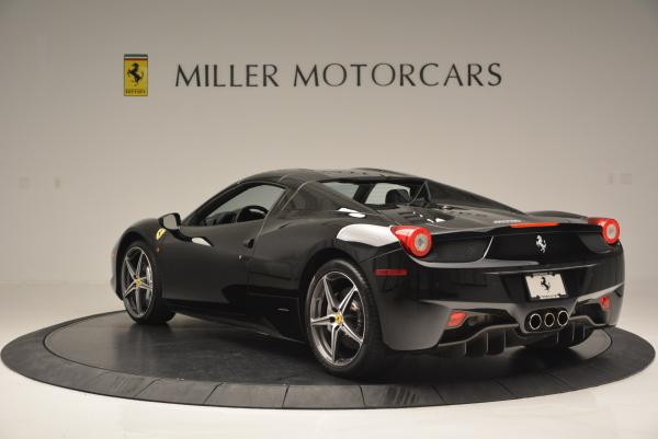 Used 2012 Ferrari 458 Spider for sale Sold at Alfa Romeo of Westport in Westport CT 06880 17