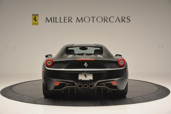 Used 2012 Ferrari 458 Spider for sale Sold at Alfa Romeo of Westport in Westport CT 06880 18