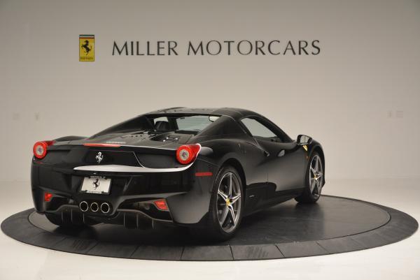 Used 2012 Ferrari 458 Spider for sale Sold at Alfa Romeo of Westport in Westport CT 06880 19