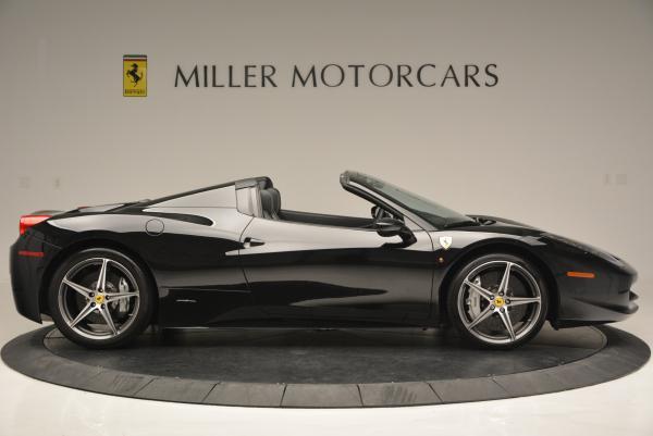 Used 2012 Ferrari 458 Spider for sale Sold at Alfa Romeo of Westport in Westport CT 06880 9