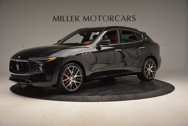 New 2017 Maserati Levante for sale Sold at Alfa Romeo of Westport in Westport CT 06880 2