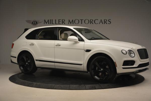 Used 2018 Bentley Bentayga Black Edition for sale Sold at Alfa Romeo of Westport in Westport CT 06880 10