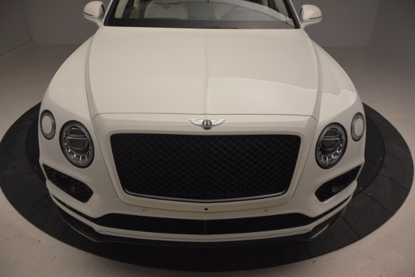 Used 2018 Bentley Bentayga Black Edition for sale Sold at Alfa Romeo of Westport in Westport CT 06880 13