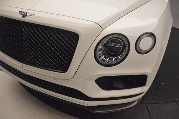 Used 2018 Bentley Bentayga Black Edition for sale Sold at Alfa Romeo of Westport in Westport CT 06880 14