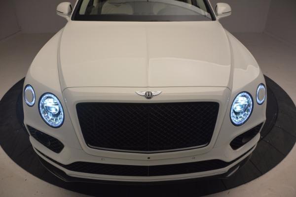 Used 2018 Bentley Bentayga Black Edition for sale Sold at Alfa Romeo of Westport in Westport CT 06880 16