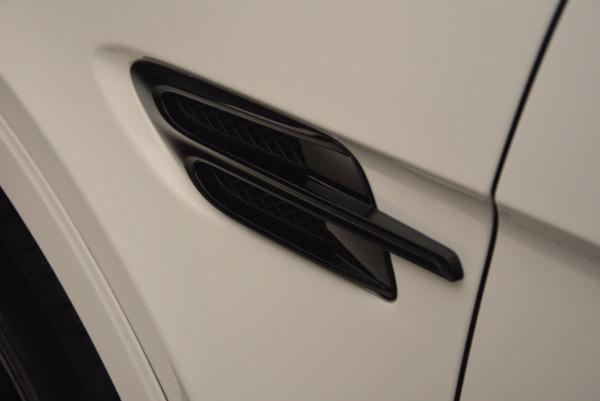 Used 2018 Bentley Bentayga Black Edition for sale Sold at Alfa Romeo of Westport in Westport CT 06880 27