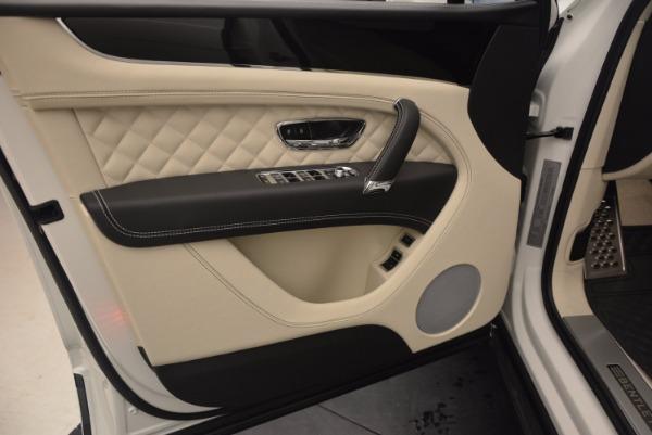 Used 2018 Bentley Bentayga Black Edition for sale Sold at Alfa Romeo of Westport in Westport CT 06880 28