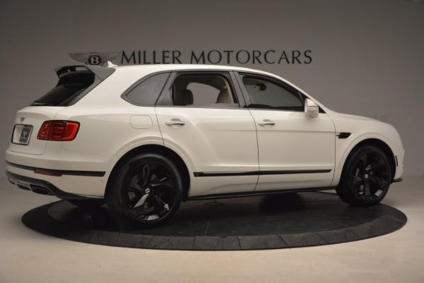 Used 2018 Bentley Bentayga Black Edition for sale Sold at Alfa Romeo of Westport in Westport CT 06880 8