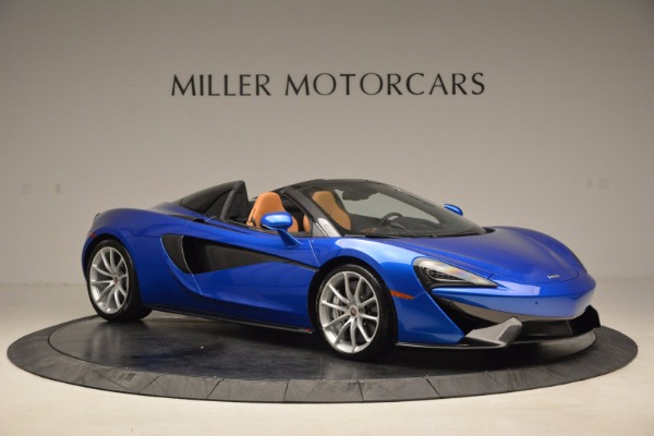 Used 2018 McLaren 570S Spider for sale Sold at Alfa Romeo of Westport in Westport CT 06880 10