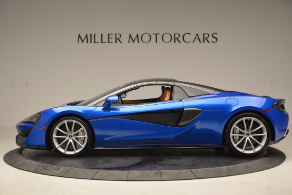 Used 2018 McLaren 570S Spider for sale Sold at Alfa Romeo of Westport in Westport CT 06880 16