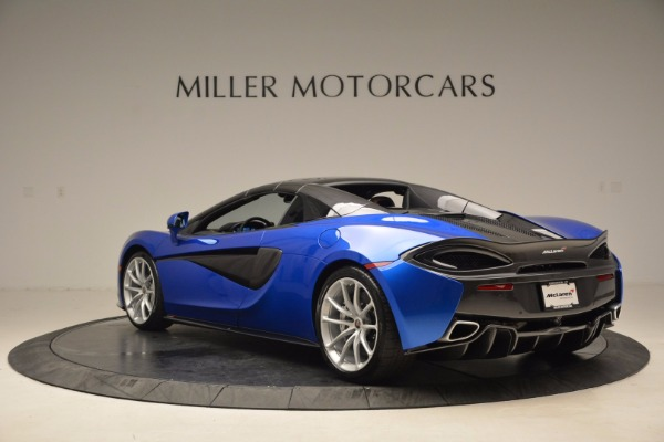 Used 2018 McLaren 570S Spider for sale Sold at Alfa Romeo of Westport in Westport CT 06880 17