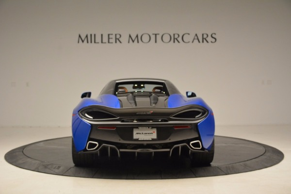 Used 2018 McLaren 570S Spider for sale Sold at Alfa Romeo of Westport in Westport CT 06880 18