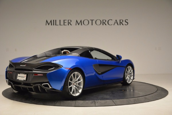 Used 2018 McLaren 570S Spider for sale Sold at Alfa Romeo of Westport in Westport CT 06880 19