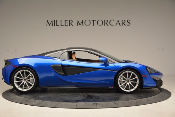 Used 2018 McLaren 570S Spider for sale Sold at Alfa Romeo of Westport in Westport CT 06880 20