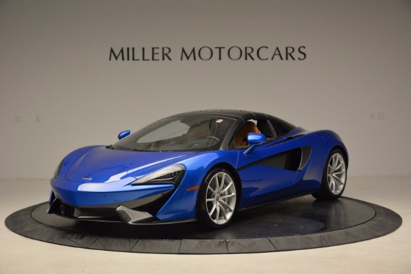 Used 2018 McLaren 570S Spider for sale Sold at Alfa Romeo of Westport in Westport CT 06880 23