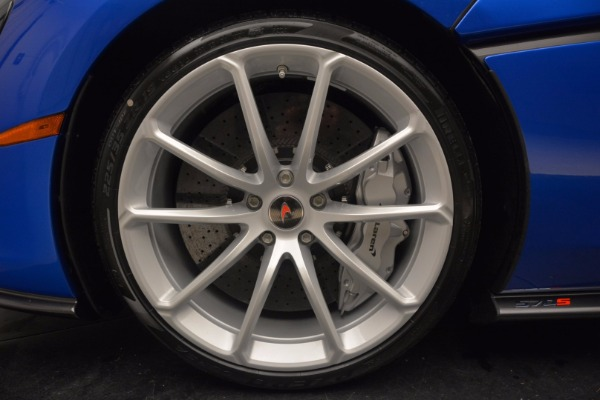 Used 2018 McLaren 570S Spider for sale Sold at Alfa Romeo of Westport in Westport CT 06880 24