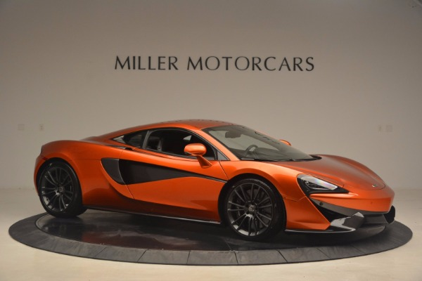 Used 2017 McLaren 570S for sale Sold at Alfa Romeo of Westport in Westport CT 06880 12