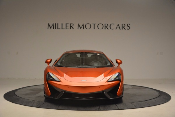 Used 2017 McLaren 570S for sale Sold at Alfa Romeo of Westport in Westport CT 06880 14