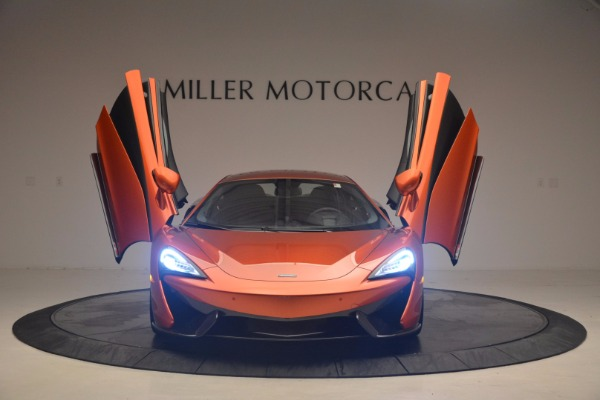 Used 2017 McLaren 570S for sale Sold at Alfa Romeo of Westport in Westport CT 06880 15