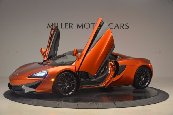 Used 2017 McLaren 570S for sale Sold at Alfa Romeo of Westport in Westport CT 06880 16