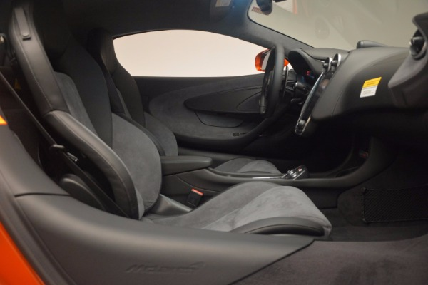 Used 2017 McLaren 570S for sale Sold at Alfa Romeo of Westport in Westport CT 06880 22