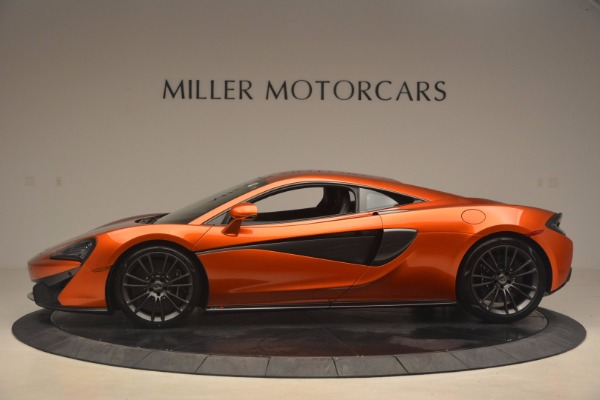 Used 2017 McLaren 570S for sale Sold at Alfa Romeo of Westport in Westport CT 06880 3