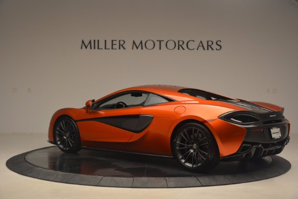 Used 2017 McLaren 570S for sale Sold at Alfa Romeo of Westport in Westport CT 06880 4