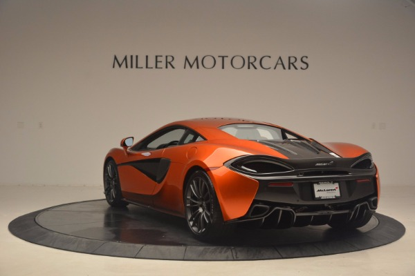 Used 2017 McLaren 570S for sale Sold at Alfa Romeo of Westport in Westport CT 06880 5