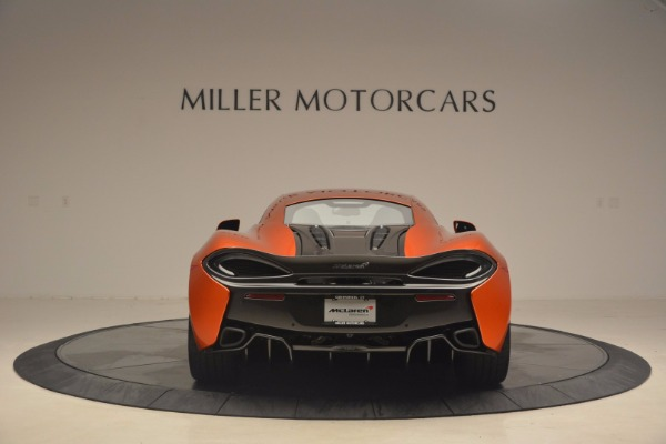 Used 2017 McLaren 570S for sale Sold at Alfa Romeo of Westport in Westport CT 06880 6