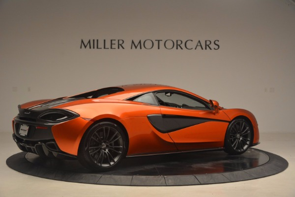 Used 2017 McLaren 570S for sale Sold at Alfa Romeo of Westport in Westport CT 06880 8