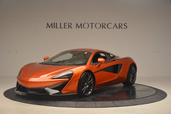 Used 2017 McLaren 570S for sale Sold at Alfa Romeo of Westport in Westport CT 06880 1