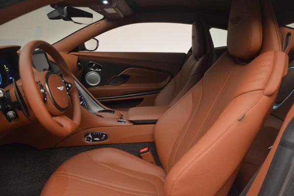 Used 2017 Aston Martin DB11 for sale Sold at Alfa Romeo of Westport in Westport CT 06880 13
