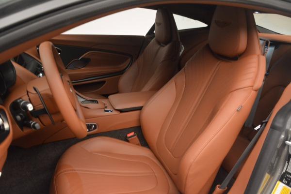 Used 2017 Aston Martin DB11 for sale Sold at Alfa Romeo of Westport in Westport CT 06880 15