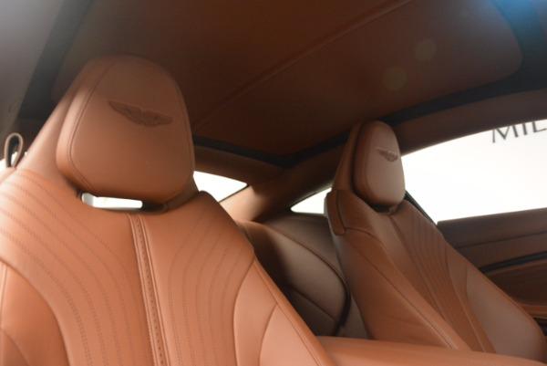 Used 2017 Aston Martin DB11 for sale Sold at Alfa Romeo of Westport in Westport CT 06880 20