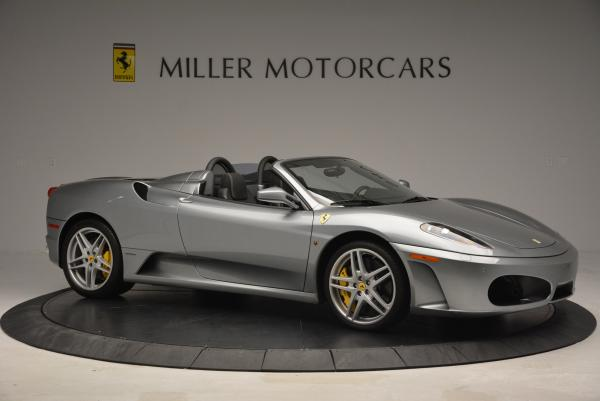 Used 2009 Ferrari F430 Spider F1 for sale Sold at Alfa Romeo of Westport in Westport CT 06880 10
