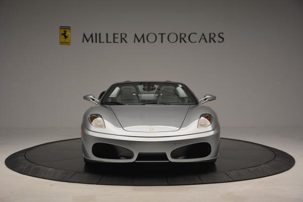 Used 2009 Ferrari F430 Spider F1 for sale Sold at Alfa Romeo of Westport in Westport CT 06880 12
