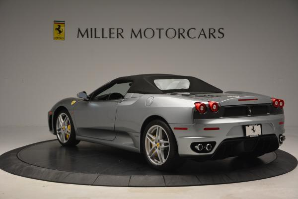 Used 2009 Ferrari F430 Spider F1 for sale Sold at Alfa Romeo of Westport in Westport CT 06880 17