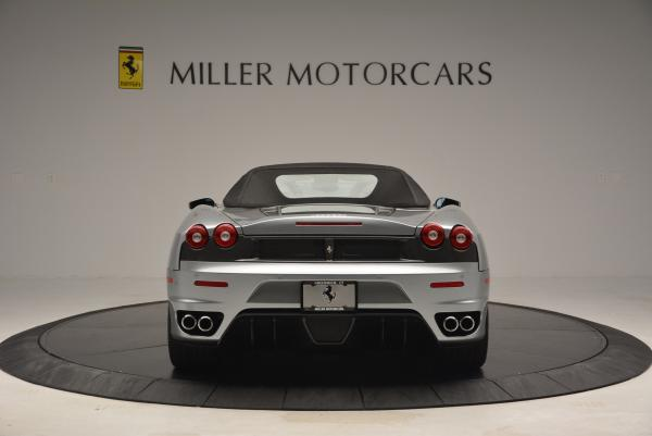 Used 2009 Ferrari F430 Spider F1 for sale Sold at Alfa Romeo of Westport in Westport CT 06880 18