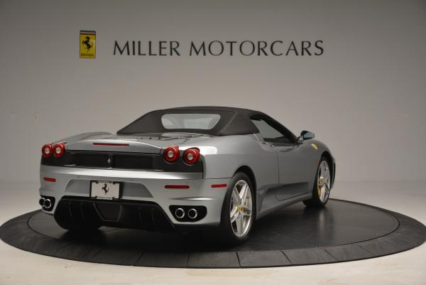 Used 2009 Ferrari F430 Spider F1 for sale Sold at Alfa Romeo of Westport in Westport CT 06880 19