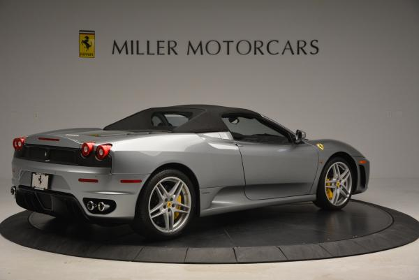 Used 2009 Ferrari F430 Spider F1 for sale Sold at Alfa Romeo of Westport in Westport CT 06880 20