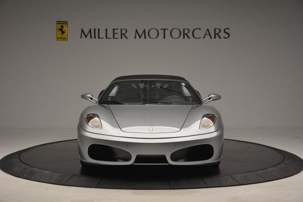 Used 2009 Ferrari F430 Spider F1 for sale Sold at Alfa Romeo of Westport in Westport CT 06880 24