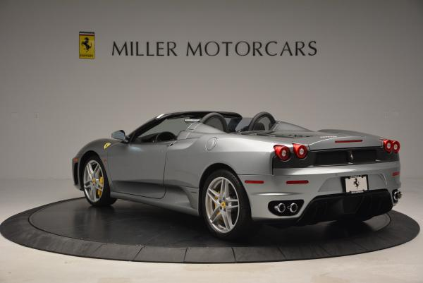 Used 2009 Ferrari F430 Spider F1 for sale Sold at Alfa Romeo of Westport in Westport CT 06880 5