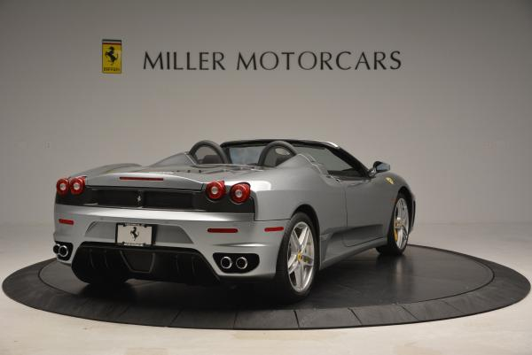 Used 2009 Ferrari F430 Spider F1 for sale Sold at Alfa Romeo of Westport in Westport CT 06880 7