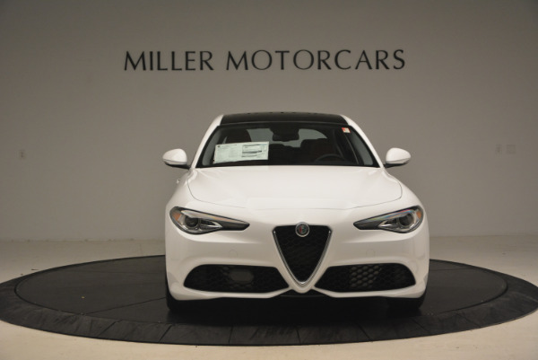 New 2017 Alfa Romeo Giulia Q4 for sale Sold at Alfa Romeo of Westport in Westport CT 06880 12
