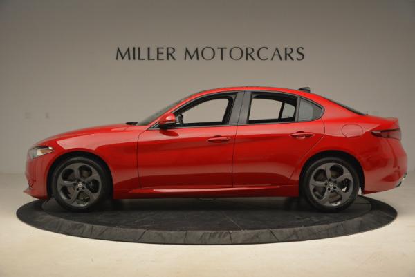 New 2017 Alfa Romeo Giulia Q4 for sale Sold at Alfa Romeo of Westport in Westport CT 06880 4